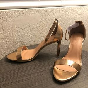 ASOS Rose Gold Heels